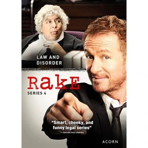 AU $28 BUY: Rake - Season 4 on DVD in Australia