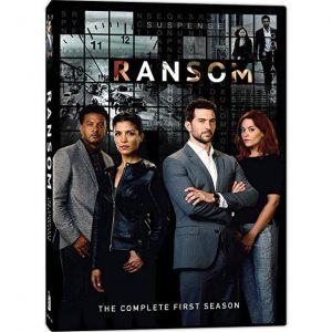 AU $35 BUY: Ransom - Season 1 on DVD in Australia