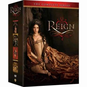 AU $85 BUY: Reign Complete Series on DVD in Australia