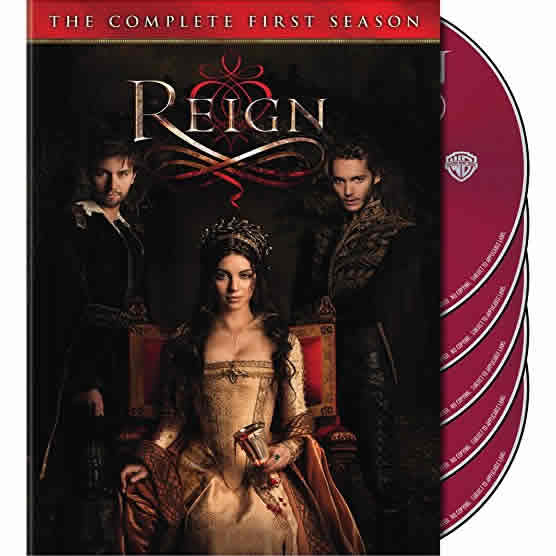 AU $26 BUY: Reign - Season 1 on DVD in Australia