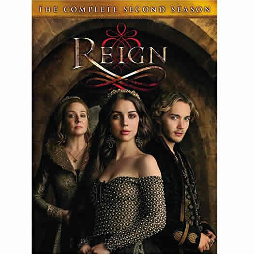 AU $26 BUY: Reign - Season 2 on DVD in Australia