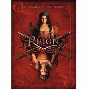 AU $26 BUY: Reign - Season 3 on DVD in Australia