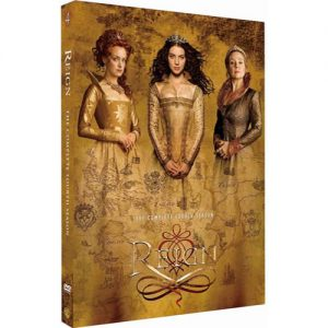 AU $28 BUY: Reign - Season 4 on DVD in Australia