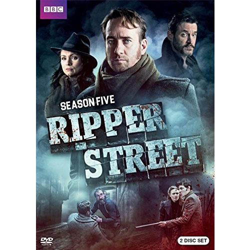 AU $28 BUY: Ripper Street - Season 5 on DVD in Australia