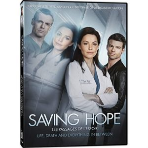 AU $30 BUY: Saving Hope - Season 3 on DVD in Australia