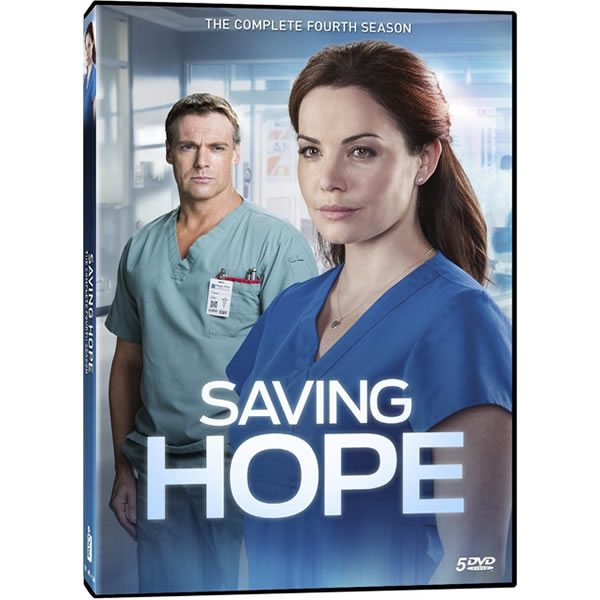 AU $33 BUY: Saving Hope - Season 4 on DVD in Australia