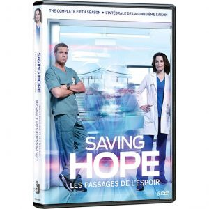 AU $35 BUY: Saving Hope – Season 5 on DVD in Australia