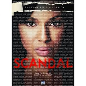 AU $22 BUY: Scandal - Season 1 on DVD in Australia