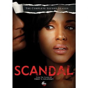 AU $31 BUY: Scandal - Season 2 on DVD in Australia
