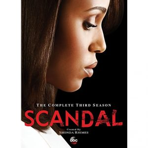 AU $30 BUY: Scandal - Season 3 on DVD in Australia