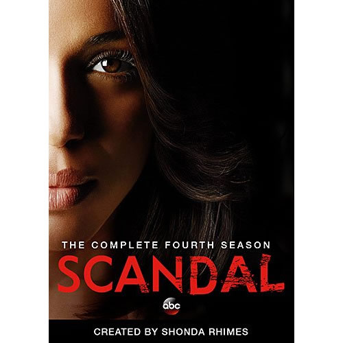 AU $33 BUY: Scandal - Season 4 on DVD in Australia