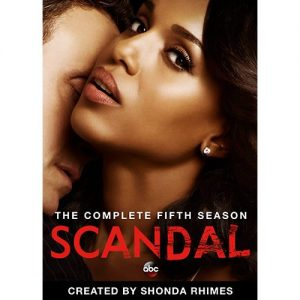 AU $33 BUY: Scandal - Season 5 on DVD in Australia