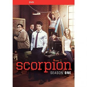 AU $30 BUY: Scorpion - Season 1 on DVD in Australia