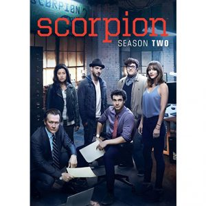 AU $33 BUY: Scorpion - Season 2 on DVD in Australia
