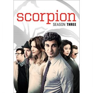 AU $38 BUY: Scorpion - Season 3 on DVD in Australia