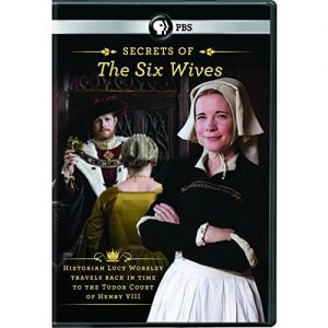 AU $20 BUY: Secrets of the Six Wives on DVD in Australia