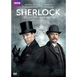 AU $22 BUY: Sherlock: The Abominable Bride on DVD in Australia