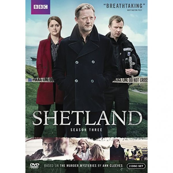 AU $20 BUY: Shetland - Season 3 on DVD in Australia