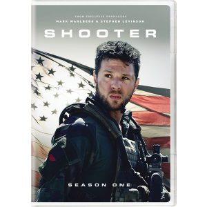 AU $25 BUY: Shooter - Season 1 on DVD in Australia