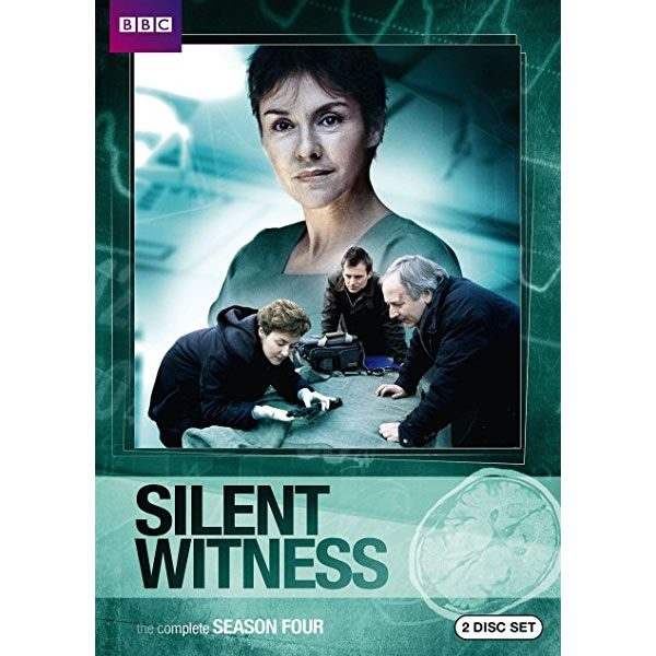 AU $38 BUY: Silent Witness - Season 4 on DVD in Australia