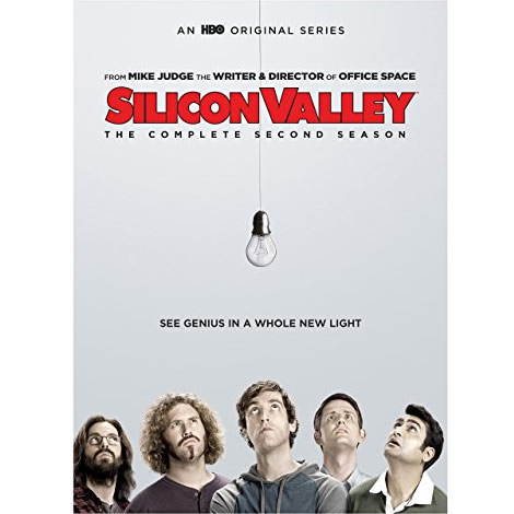 AU $26 BUY: Silicon Valley - Season 2 on DVD in Australia