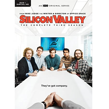 AU $28 BUY: Silicon Valley - Season 3 on DVD in Australia