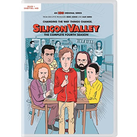 AU $27 BUY: Silicon Valley - Season 4 on DVD in Australia