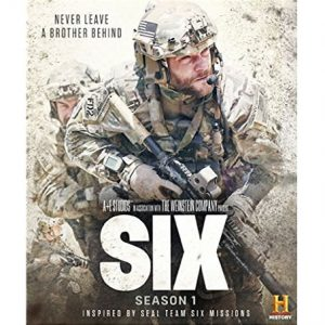 AU $23 BUY: Six - Season 1 on DVD in Australia