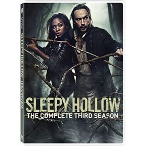 AU $30 BUY: Sleepy Hollow - Season 3 on DVD in Australia