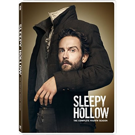 AU $32 BUY: Sleepy Hollow - Season 4 on DVD in Australia