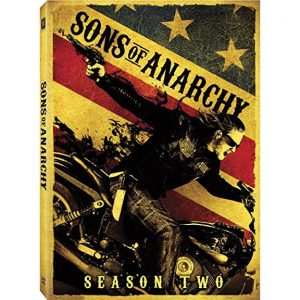 AU $22 BUY: Sons of Anarchy - Season 2 on DVD in Australia