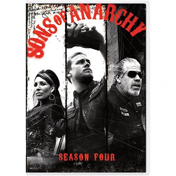 AU $24 BUY: Sons of Anarchy - Season 4 on DVD in Australia