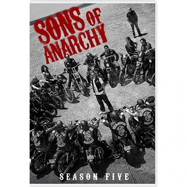 AU $25 BUY: Sons of Anarchy - Season 5 on DVD in Australia