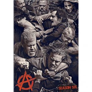 AU $26 BUY: Sons of Anarchy - Season 6 on DVD in Australia