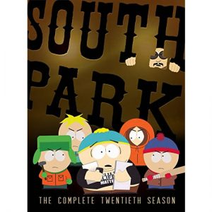 AU $25 BUY: South Park - Season 20 on DVD in Australia