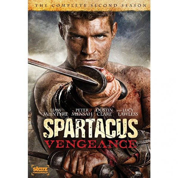 AU $28 BUY: Spartacus: Vengeance - Season 2 on DVD in Australia