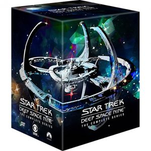 AU $138 BUY: Star Trek - Deep Space Nine Complete Series on DVD in Australia
