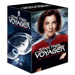 AU $133 BUY: Star Trek - Voyager Complete Series on DVD in Australia