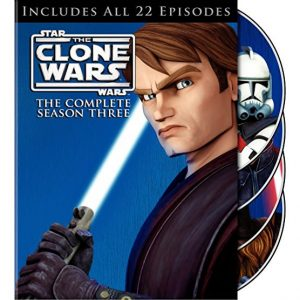 AU $30 BUY: Star Wars: The Clone Wars - Season 3 on DVD in Australia