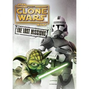 AU $30 BUY: Star Wars: The Clone Wars - The Lost Missions on DVD in Australia