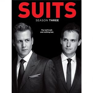 AU $28 BUY: Suits - Season 3 on DVD in Australia