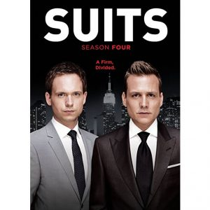 AU $30 BUY: Suits - Season 4 on DVD in Australia