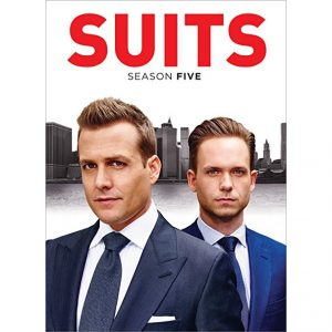 AU $30 BUY: Suits - Season 5 on DVD in Australia