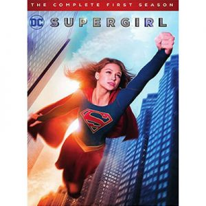 AU $26 BUY: Supergirl - Season 1 on DVD in Australia
