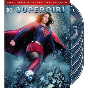 AU $35 BUY: Supergirl - Season 2 on DVD in Australia