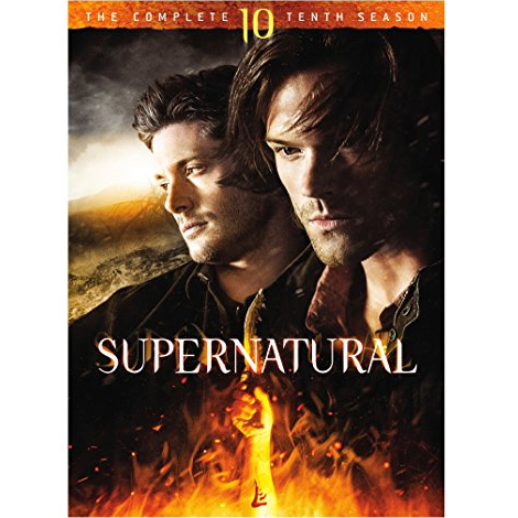 AU $30 BUY: Supernatural - Season 10 on DVD in Australia