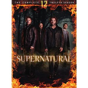 AU $36 BUY: Supernatural - Season 12 on DVD in Australia