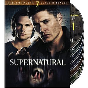 AU $30 BUY: Supernatural - Season 7 on DVD in Australia