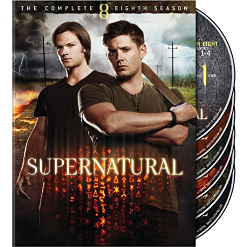 AU $30 BUY: Supernatural - Season 8 on DVD in Australia