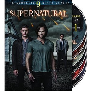 AU $30 BUY: Supernatural - Season 9 on DVD in Australia